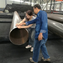 API 5l Black Iron Welded Steel Pipe
