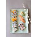 pâte de wasabi et sauce de soja combinés 8g pour sushi à emporter