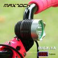 Maxtoch BI6X-1A Cree Bicycle 1000 Lumen 4*18650 Torch