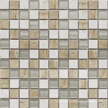 Natural Stone Mosaic / Marble Mosaic Tile / Marble Mosaic for Wall