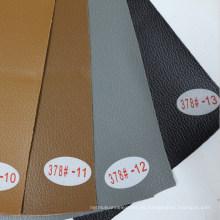 Cuero de los muebles / cuero del sofá del PVC (Hongjiu-378 #)
