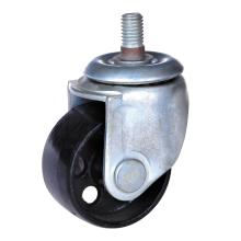 63mm iron wheel swivel caster