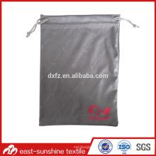 Kundenspezifische Microifber Tuch Drawstring Taschen mit Logo bedruckt