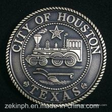 Kundenspezifischer US-Staat von Texas-Andenken-Metallmünzen