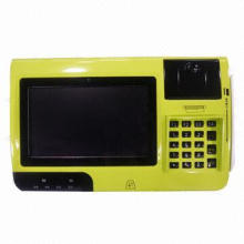 Handheld POS Terminal with 3G, Wi-Fi, Bluetooth, 7-inch Touch Screen, Keyboard