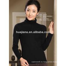 suéter de primavera de cachemir de mujer 16GG