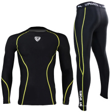 Stock Men Rash Guard Nylon Spandex SRC-102