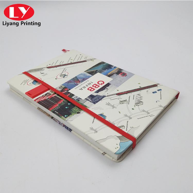 elastic book strap