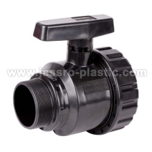 Pp Compression Single Union Ball Valve(male&female Thread)