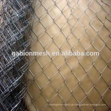 Alta técnica por atacado cadeia link vedação para venda fábrica