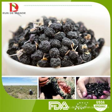 Neue Erntegroßverkauf China-Qualitätsschwarzes goji / chinesisches schwarzes wolfberry / lycium ruthenicum murr