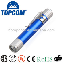 Nouvelle torche de stylo à méduse en aluminium à bas prix