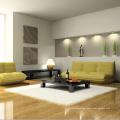 8.3mm E1 HDF AC4 High Gloss Laminated Flooring