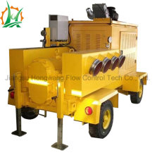 Cam Rotor Dry Run Self-Priming Sewage Diesel Pump