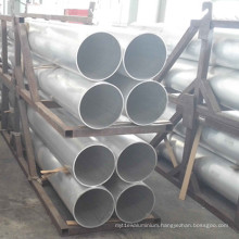 Extruded and Seamless Aluminum Alloy Tube 6063
