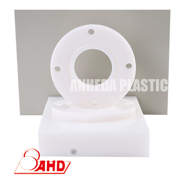 Natural Polypropylene Plates