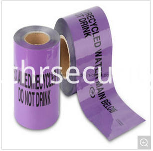 Bright Color Detectable Warning Tape