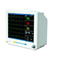 12.1 CH Health ECG Monitor Patient, Hospital Patient Monitor-Yk-8000c