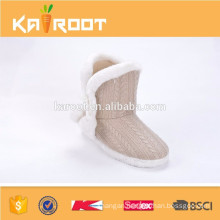 top quality warm winter women boots slippers