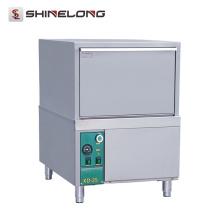 Manulfacture Гуанчжоу Полностью Закрытый Из Нержавеющей Стали Доску Коммерческие Посудомоечные Машины