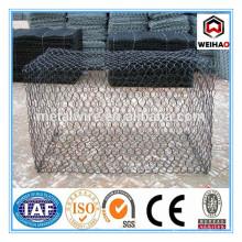Steinhaltiges Käfignetz
