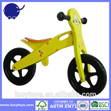 Kids Wooden balance Training Bike
