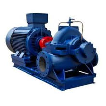 Bomba de agua centrífuga succión doble de flujo pesado de alta eficiencia