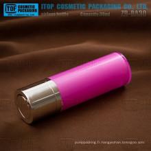 ZB-RA30 30ml classique et beau spécial recommandé en gros vide 1oz rotatif pompe acrylique cosmétique vide bouteille de lotion