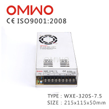 Wxe-320s-7.5 Single Output Switching Power Supply