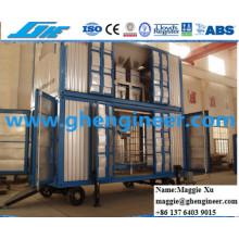 Enchimento automático do fertilizante e máquina de pesagem