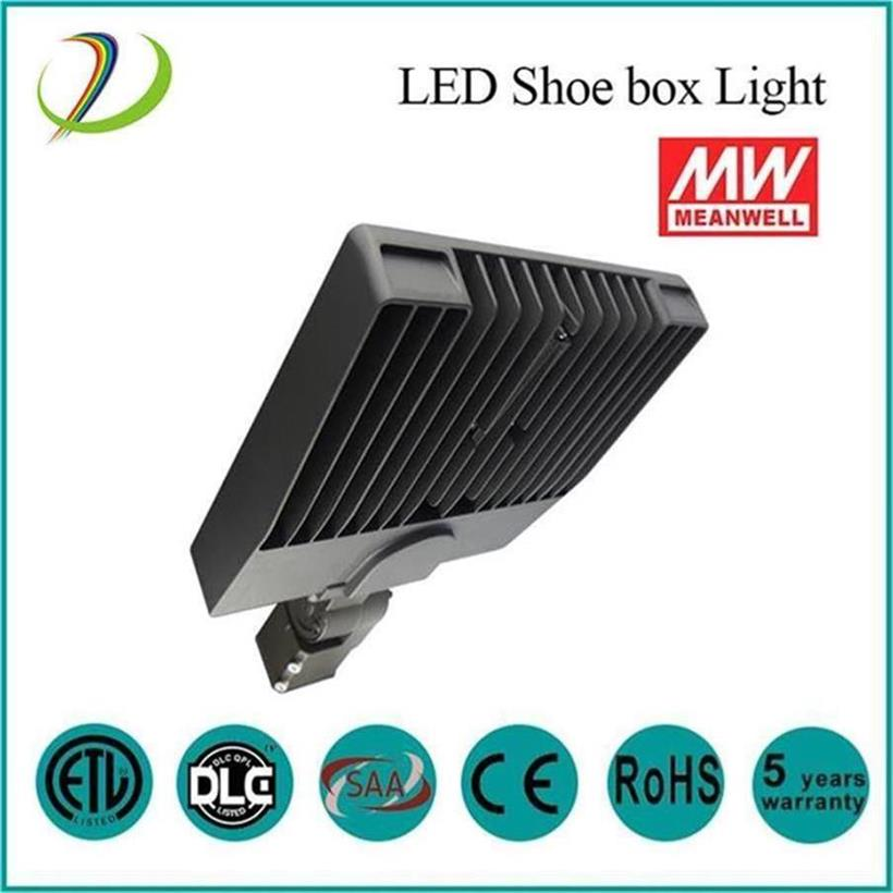Led Shoe Box Light 100W Luz de estacionamiento