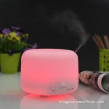 Private Label Ultrasone Aroma Olie Diffuser 500ml