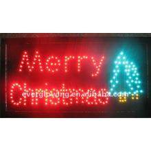 feliz navidad led billborad -105