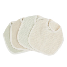 Bavoir bébé en coton biologique