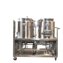 100l stainless steel brewing pot beer equipment used for bar, hotel, restaurant