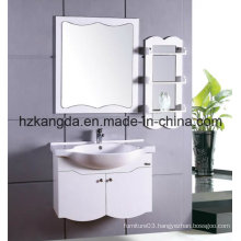 Solid Wood Bathroom Cabinet/ Solid Wood Bathroom Vanity (KD-427)