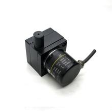 Encoder lineal codificador rotatorio incremental óptico absoluto del bajo costo del motor de Yumo DC