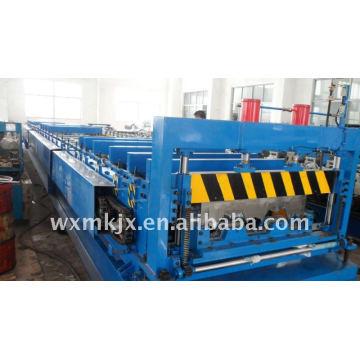 Floor deck roll forming machine,Floor deck plate roll forming machine,Floor decking roll forming line