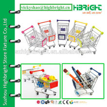 mini shopping cart trolley