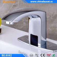 Robinet électronique de lavage de main de mélangeur de capteur électronique automatique froid seulement (BL0102)