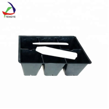 Environmental Friend Plant Nursery PS Plastic Vegetable Seed Trays