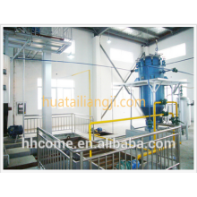 Máquina de óleo de soja de poupança de energia, máquina de extração de óleo de soja, máquina de refino de óleo de soja com ISO 9001
