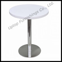 Commercial Modern Round Wooden Dining Table (SP-RT322)
