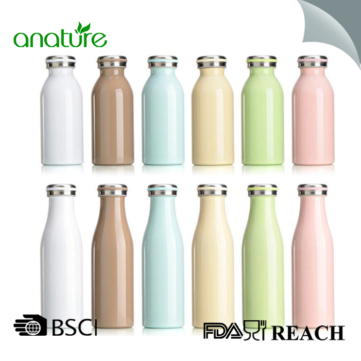 Durable Students Water Bottle Keep Drink Hot Cold