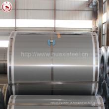 50A600 Laminado a frio aço de silício não orientado a grãos para transformador elétrico de Jiangsu