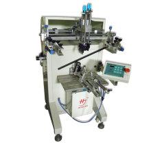 Máquina automática de impressão de tela de seda Flat / Cylindrical