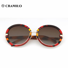 2018 custom polarized metal sunglasses