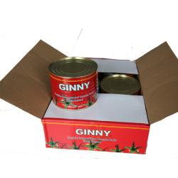2200g GINNY Tomato paste for Togo