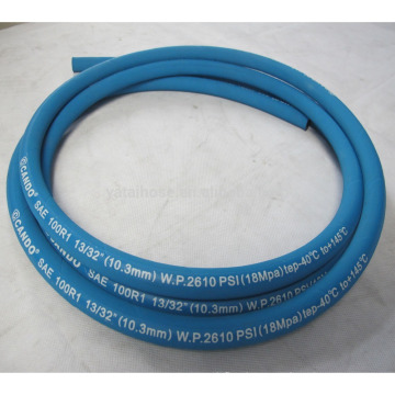 China Manufacturer Nutrile Rubber Hose Tube 1SN
