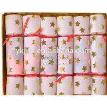 Hochzeit Dekoration Push Pop Papier Kreis Konfetti